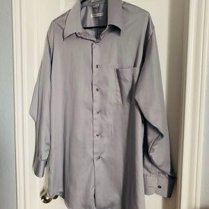 Geoffrey Beene Mens Dress Shirt Size XL
